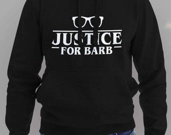 Stranger Things - Justice For Barb Hoodie #J