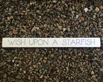Starfish Sign
