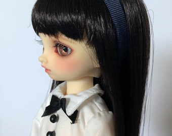 YoSD BJD Headband in Navy Blue
