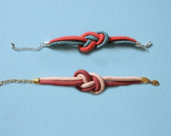 Two Tone bracelet in different colors