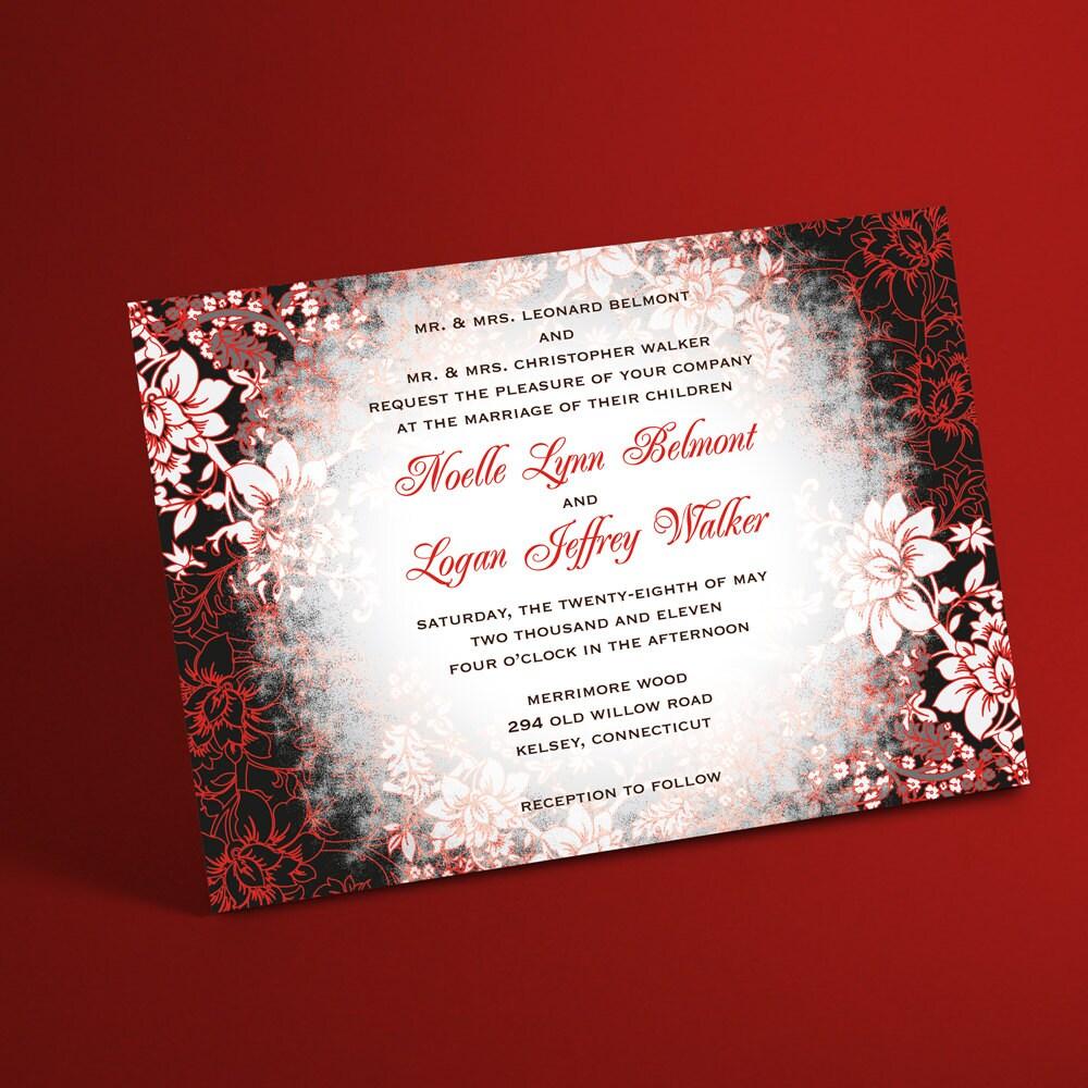 wedding invitations christmas - Vaydile.euforic.co
