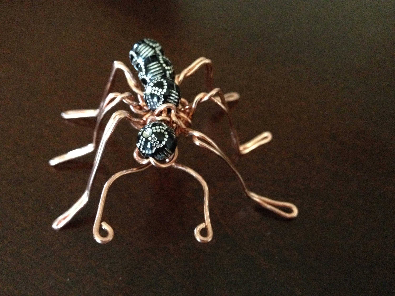 Großzügig Drahtfiguren Insekten Fotos - Elektrische Schaltplan-Ideen ...