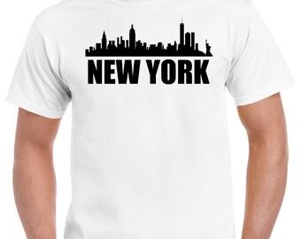 New York T Shirt - USA - Holiday - Gift - Amazing