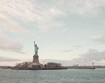 New York photography, canvas art, large wall art, New York print, New York prints, New York City, NYC,New York canvas,Statue of Liberty