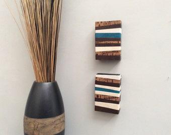 Modern, Original, Handmade, Wall Art (set of 2)