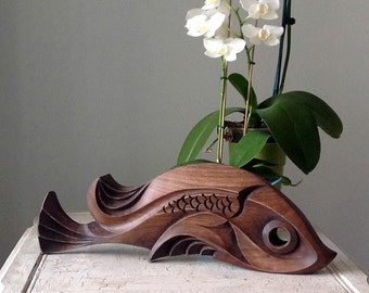"""Unique Wooden Sculptures inspired by the """"Yin and Yang""""- II"""