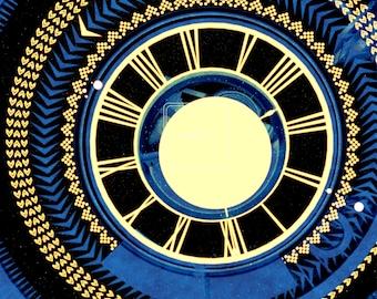 Eye of Horus: The Sunny Center