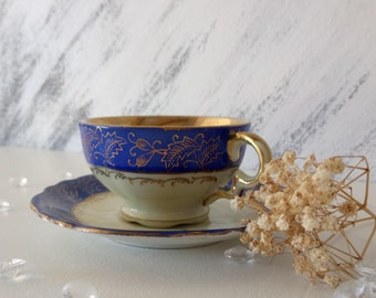 Old coffee cup.French porcelain.