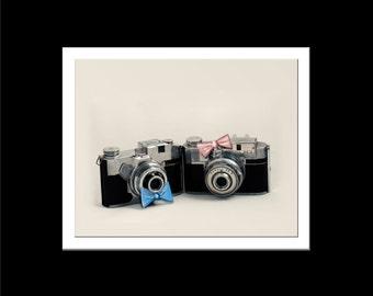 Italian Vintage Camera, Still Life, Fine Art, Antique Camera, Collectors, Love, Camera Love, Magaly Burton