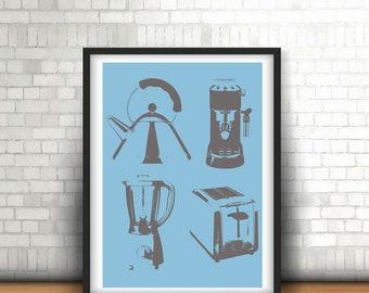 Kitchen art kitchen print PRINT OUT