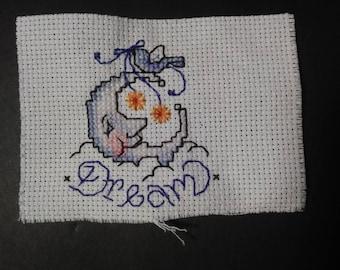 Dream cross stitch