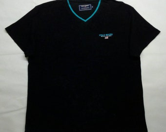 Vintage 90's Polo Sport by Ralph Lauren Knitted Tshirt