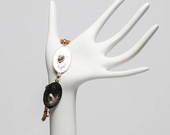 Seashell Wrist Bracelet