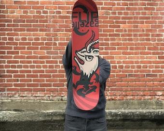 Gazelle Flip Skateboard Deck