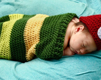 SnugBug Caterpillar for Newborns
