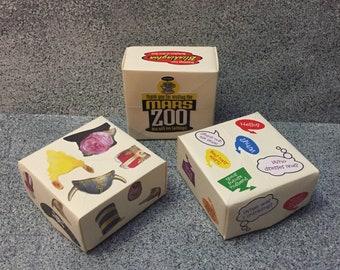 Jokester's Small Storage Boxes-Sayings
