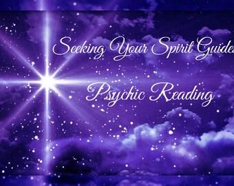 Seeking Your Spirit Guides?  Psychic Reading