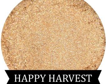 HAPPY HARVEST Shimmery Golden Eyeshadow