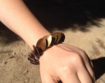 Scalemail bracelet
