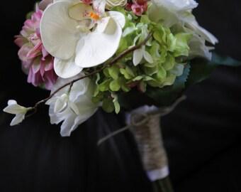 Shanghai Surprise Bride bouquet