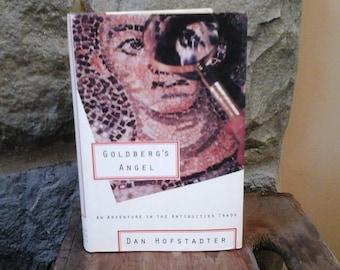 "First Edition Book ""Goldberg's Angel"" Dan Hofstadter 1994 True Story/ antiquities/treasures/fraud/thriller/  Istanbul's Grand Bazaar"