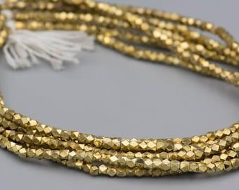 Gold beads Etsy
