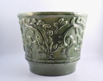 Haeger Flower Pot
