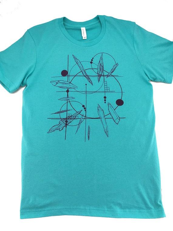 Crystal Burst T-shirt