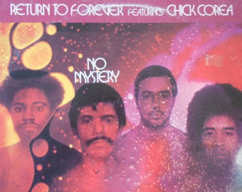 Return To Forever featuring Chick Corea - No Mystery - vinyl record