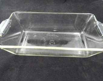 Vintage Pryex Loaf Pan No 214