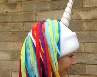 Unicorn beanie/ unicorn hat/ unicorn gift/unicorn party