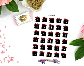 Sephora Stickers, Shopping Stickers, Planner Stickers, Shopping Bag, Fashion Stickers