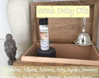 Greek Deity Oils