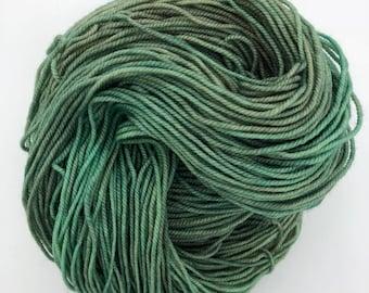 Glaze 4ply hand dyed merino nylon sock yarn 100g