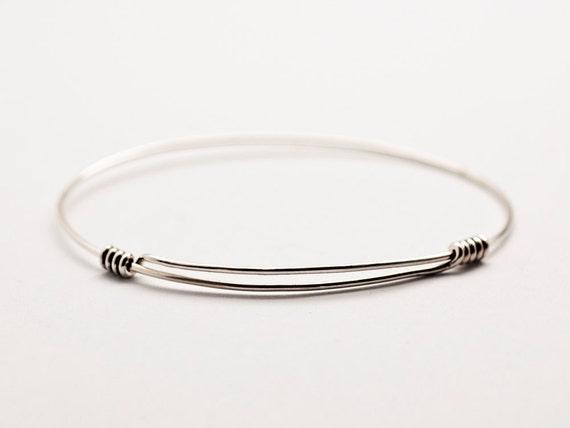 Gold Expandable Bracelet Man/Woman 14k Gold Filled Adjustable