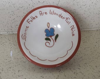 Motto Ware Bowl