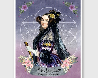 Ada Lovelace Enchantress of Numbers