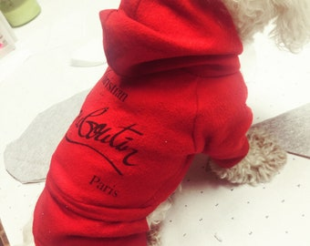 Christian Louboutin Puppy Jumpsuit