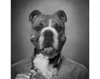"Photography: ""the cigar smoker"""