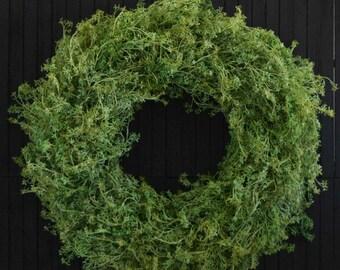 Rustic Greenery Year Round Front Door Wreath