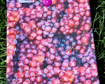 Grapes Book Sleeve