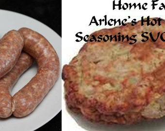 Hot Italian Sausage Seasoning SUGAR FREE ETC. Tm