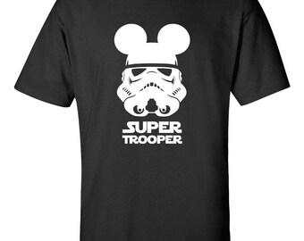 Star Wars Super Trooper Tshirt