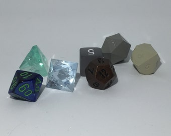 RPG Dice Palette - Ship to Shore