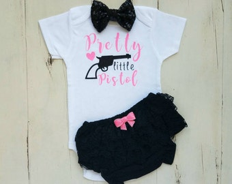 Baby girl clothes, Baby girl outfits, Country onesie, Onesie, Baby girl, Baby clothes, Baby, Baby girl onesie, Onesies, Baby onesies