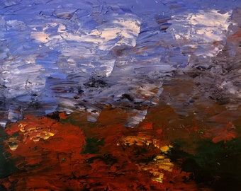 Desert Thunderstorm