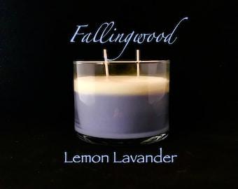 Lemon Lavander Soy Candle