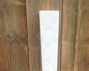 Handmade ceramic vase ,homedecor,earthware,