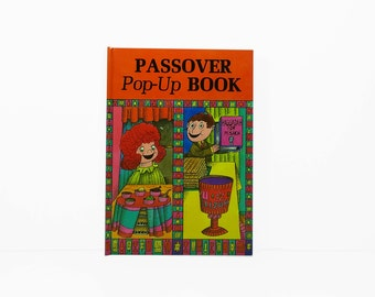 Passover Pop-Up Book