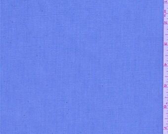 Swiss Blue Medium Weight Denim, Fabric By The Yard